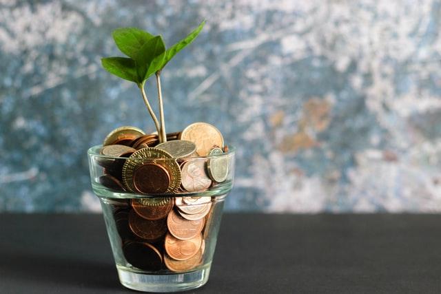 年収を表現する写真